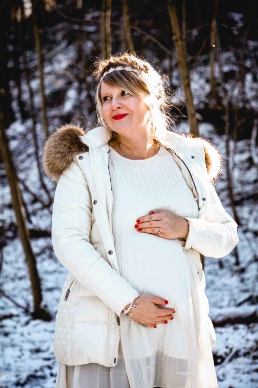 Babybauch Bilder Schwanger