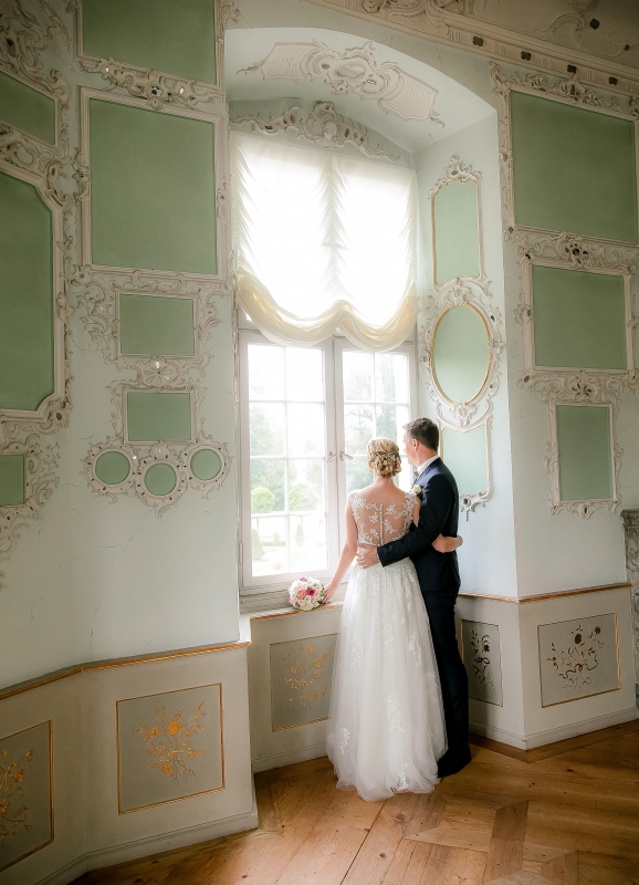 Hochzeitsfotos Wedding Shooting Braut und Bräutigam Fotografin Stockach Bodensee Hochzeit